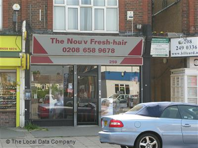 The Nou V Fresh-Hair Beckenham