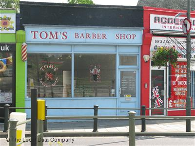 "Tom""s Barber Shop Beckenham"