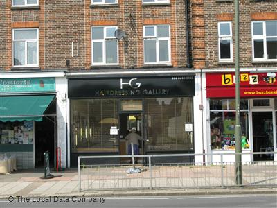 Hairdressing Gallery Beckenham