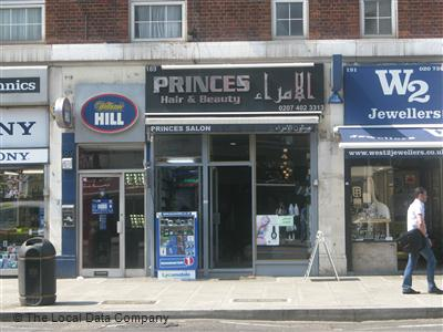 Princes Salon London
