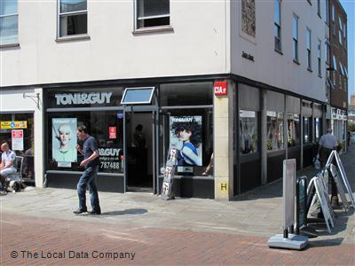 Toni & Guy Chichester