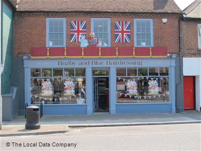 Buzby & Blue Hairdressing Chichester