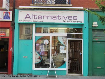 Alternatives London