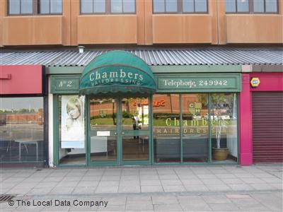 Chambers Hairdressing Middlesbrough