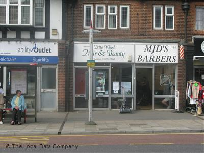 Petts Wood Hair & Beauty Orpington