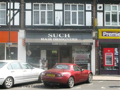 Such Hair Design Orpington