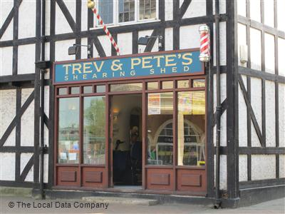 Trev & Petes Shearing Shed Banbury