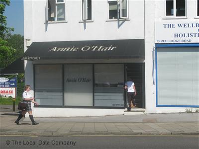 "Annie O""Hair West Wickham"