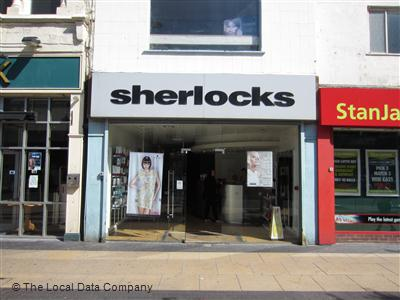 Sherlocks Middlesbrough