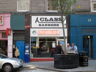 A Class Barbers Dundee