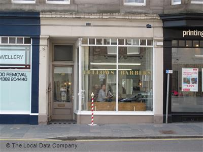 Fellows Barbers Dundee