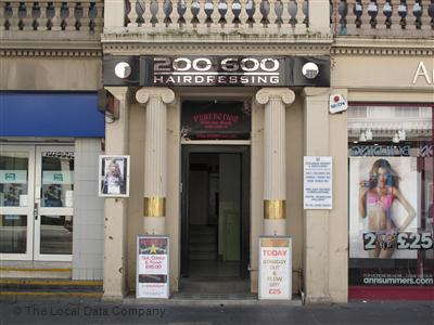 200 600 Hairdressing Dundee