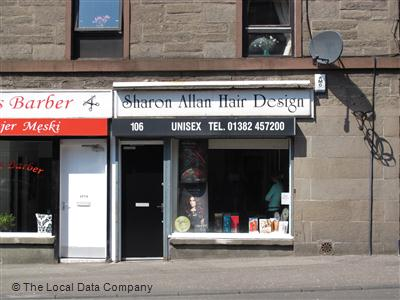 Sharon Allan Hair Design Dundee