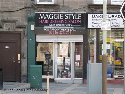 Maggie Style Dundee
