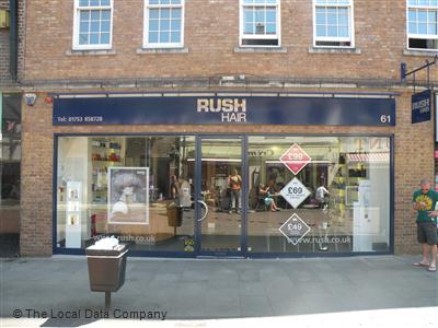 Rush Hair Windsor