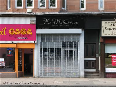 KM Hair Co Glasgow