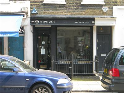 Symphony - Hair Beauty & Wedding Services London