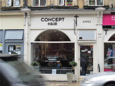 Concept Hair & Beauty Lancaster