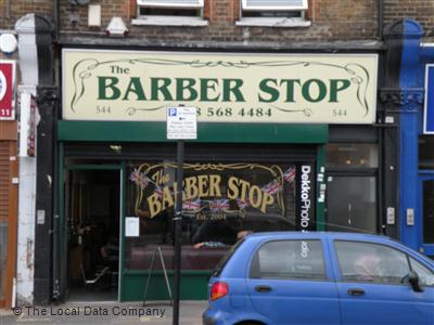 The Barber Stop Isleworth