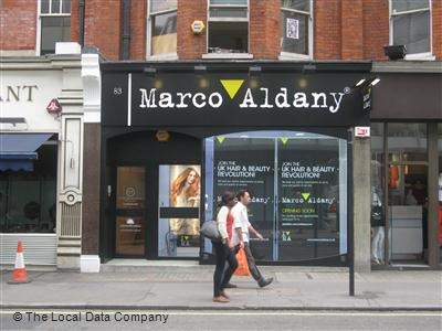 Marco Aldany London