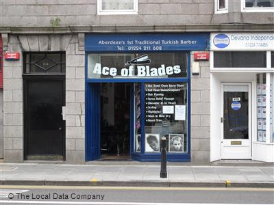 Ace Of Blades Aberdeen