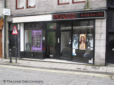 Picasso Hair Design Aberdeen