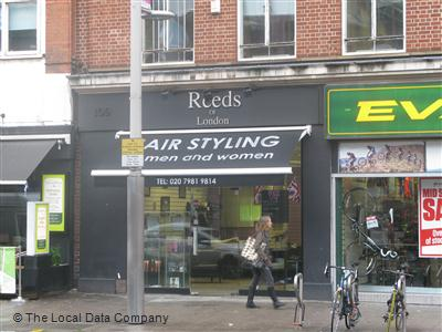 Reed Hairdressing London