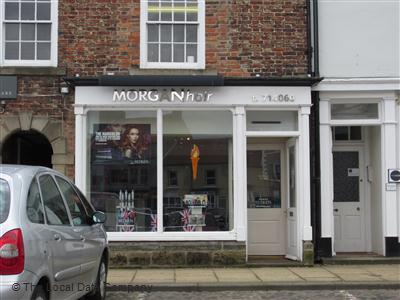 Morgan Hairdressing Middlesbrough