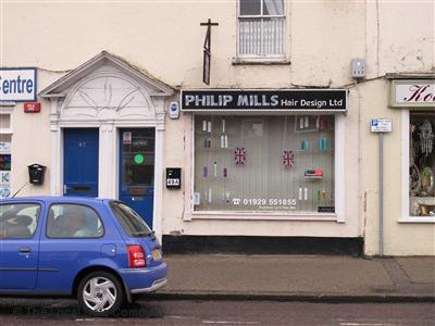 Philip Mills Hair Design Wareham
