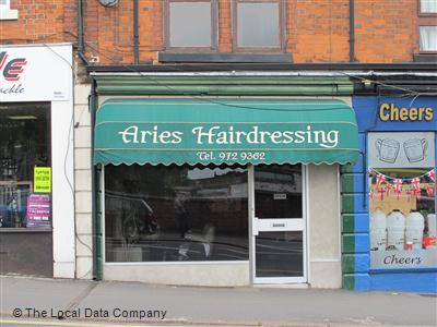 Aries Hairdressing Nottingham