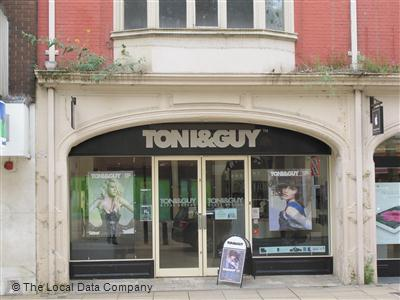 Toni & Guy Peterborough