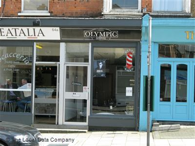 Olympic Gents Hairdressers St. Albans