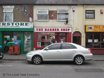 The Barber Shop Burton Upon Trent