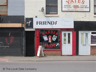 Friends Burton Upon Trent