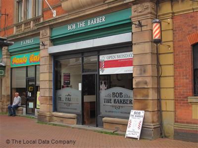 Bob the Barber Burton Upon Trent