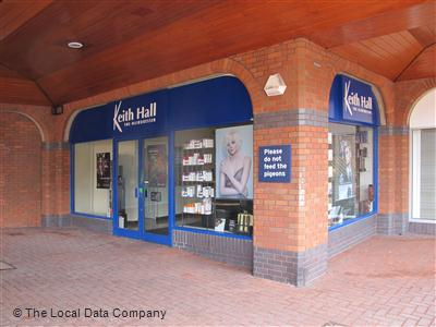 Keith Halls The Hairdressers Nottingham