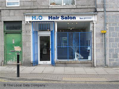 H2O Hair Salon Aberdeen