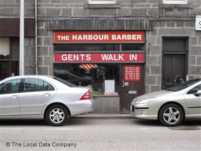The Harbour Barber Aberdeen