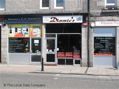 "Diamic""s Aberdeen"