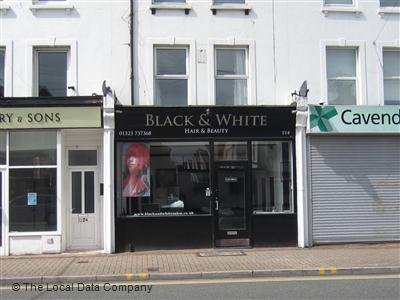 Black & White Hair Eastbourne