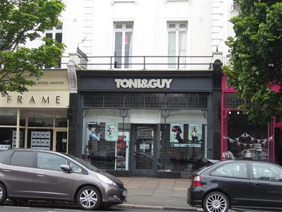 Toni & Guy Eastbourne