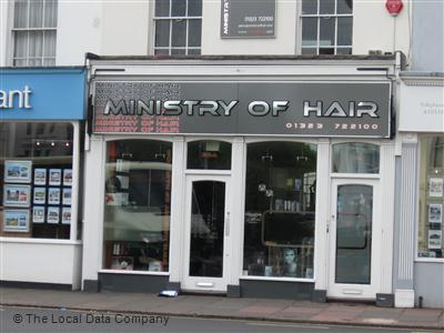 Ministry of Hair Eastbourne
