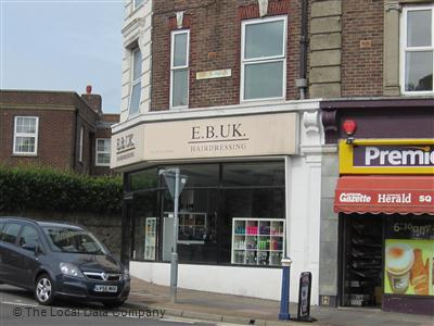 E.B UK. Hairdressing Eastbourne