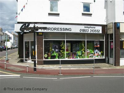 Glass Hairdressing Torquay