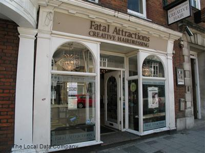 Fatal Attraction Hair Design Colchester