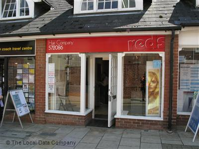 Reds Hair Company Colchester