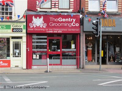 Gentry Grooming Co Manchester