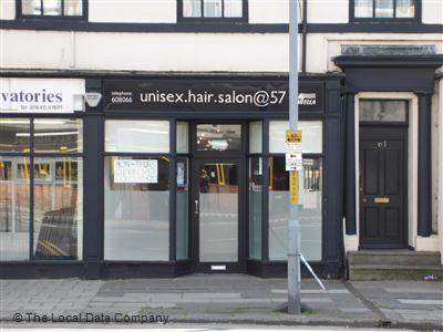 Unisex.hair.salon@57 Stockton-On-Tees