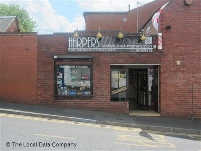 "Harper""s Hair Salon Kidderminster"
