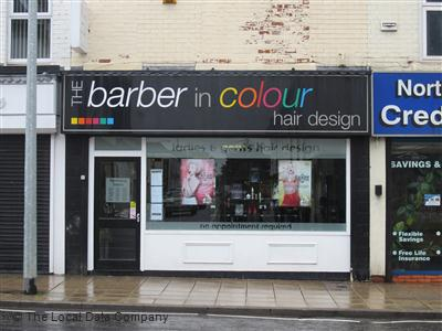The Barber In Colour Scunthorpe